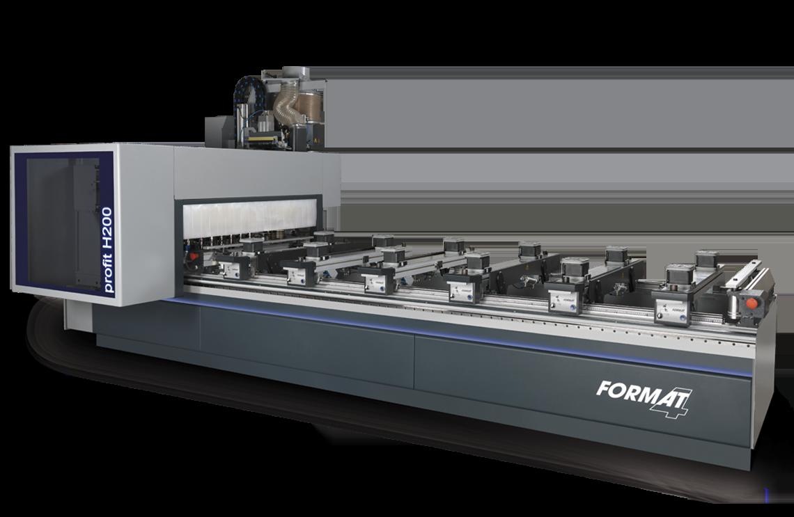 CNC FORMAT 4 PROFIT H200